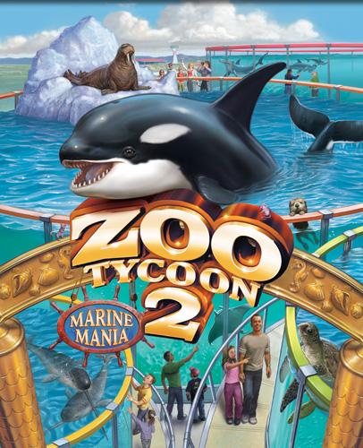 Zoo Tycoon 2 Marine Mania