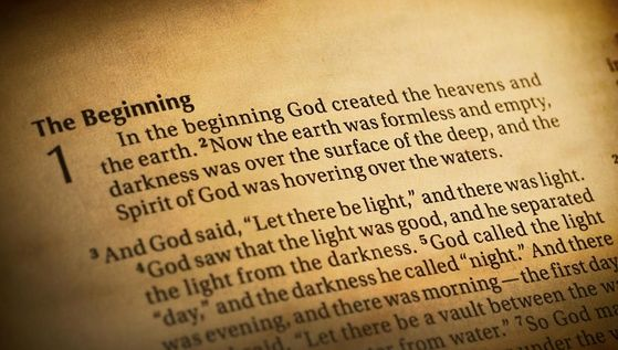 Yaratılış, Tevrat, Genesis, Bible, Kutsal Kitap