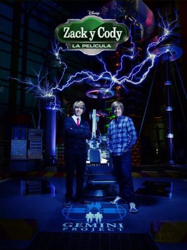 Zack y Cody La Película