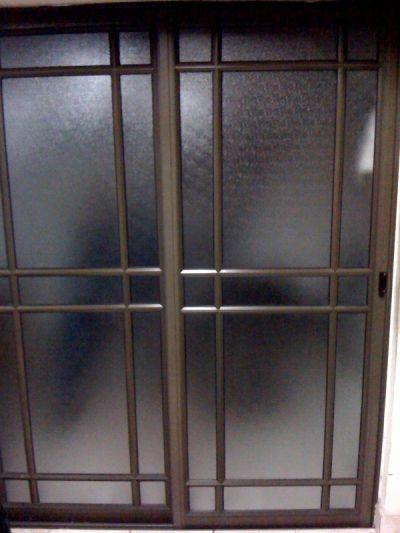 Fabrica de ventanas de aluminio ventanas for Ventanas de aluminio color bronce