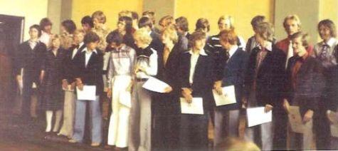Klasse 10a (Klick auf das Foto!)