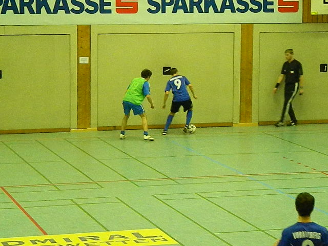 Hallenmasters Halbfinale