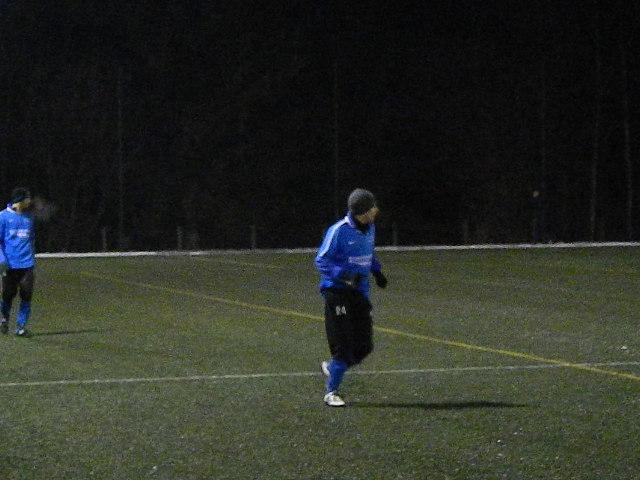 Testspiel gegen FC Egg