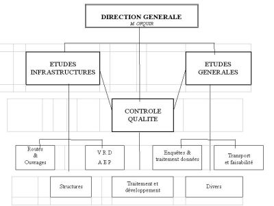 Bureau D Etudes Afric Engineering Organigramme