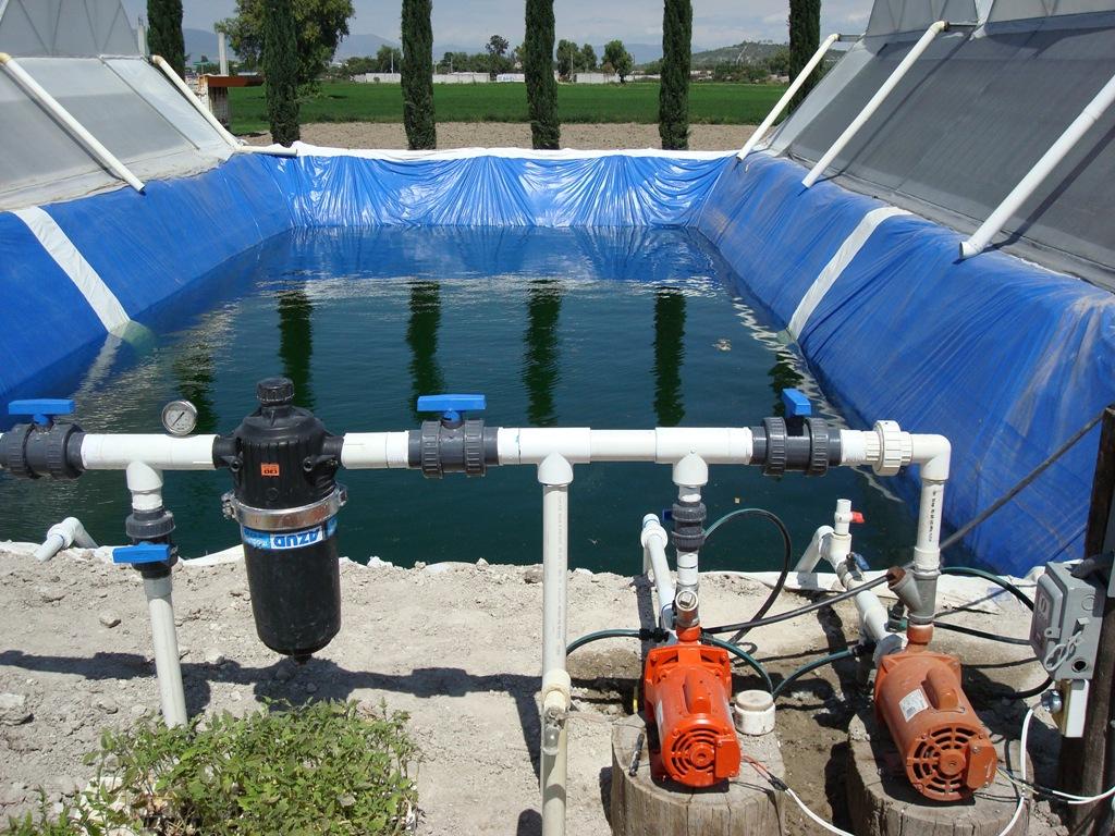 Procader s p r de r l sistemas de riego for Sistema de riego