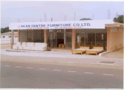 Akan Centre Furniture Company Limited Home
