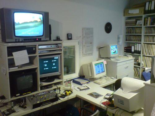 Altes Studio
