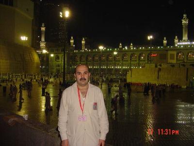 Bayram AKPINAR Mekke' de