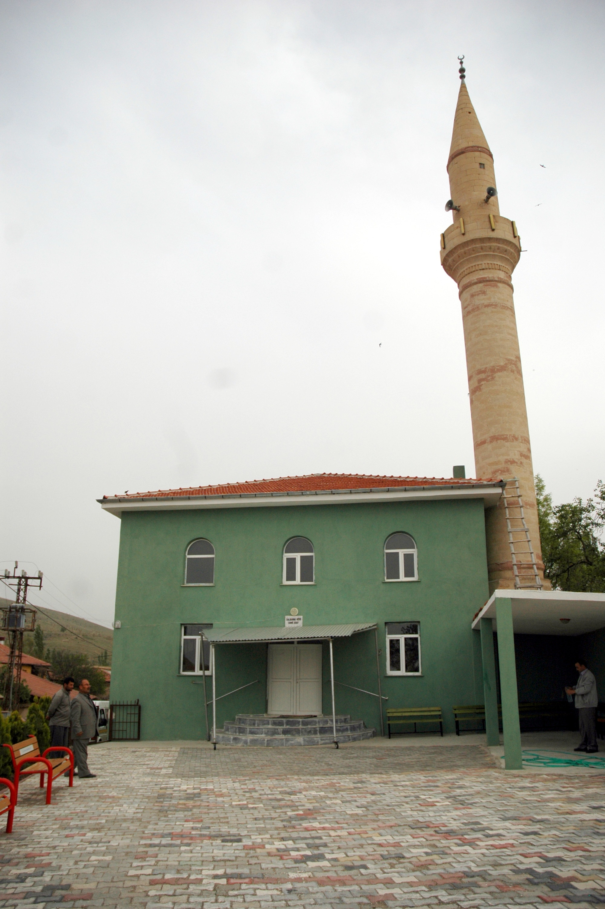 Çalıburnu Köyü Camii
