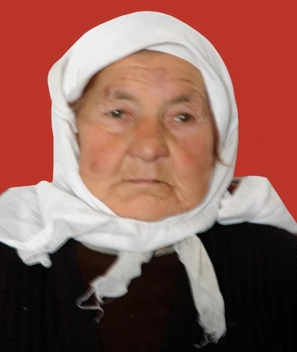 Mehmet Ali eşi (Musaçavuşun) Merhume Emine KORKMAZ