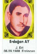 Şehit J. Er Erdoğan AY