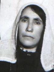 Ali eşi Merhume Hava YILDIZ