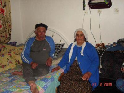 Merhum Hüseyin TEKİN ve Eşi Elmas