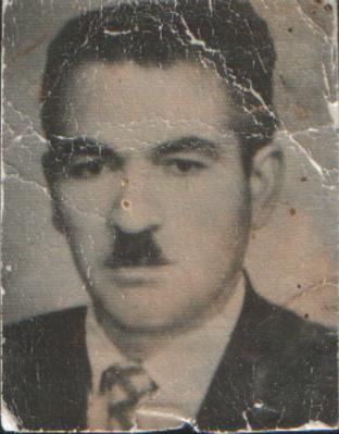 Merhum Kemal AKPINAR  Gençliği