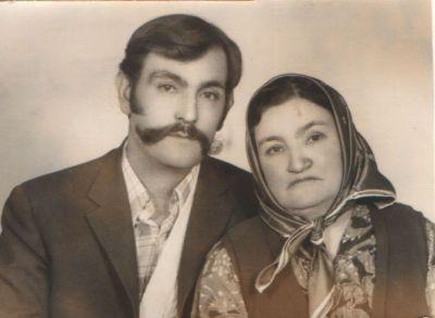 Merhum Mehmet YİĞİT (Halidin Memmet) ve ablası Türcehan CANTEMİR