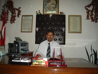 İlçe Müftümüz Mustafa ARSLAN
