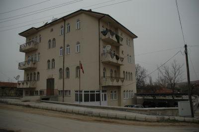 Müftülük Hizmet Binası yan Profil