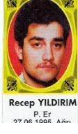 Şehit J. Er Recep YILDIRIM