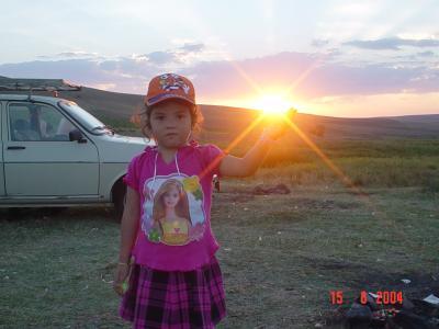 Hatice-Sedat kızı Sedanur KARAHAN