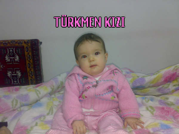 Türkmen Ramazan BOZKURT' un torunu Sena BOZKURT