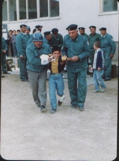 Bayram APAYDIN-Ömer YILDIRIM-Fayık KÖREMEZLİ-Muzaffer ÇİFTÇİ-Kalaycı Emmi-Kamil URCAN