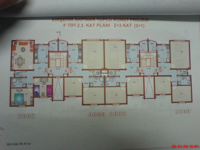 TOKİ Akpınar Planı