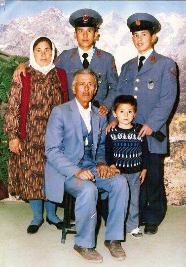 Merhum Zeynal DEMİRKIRAN Ailesi