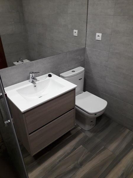 Reforma baño Logroño