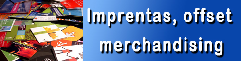 Impresión, offset y merchandising