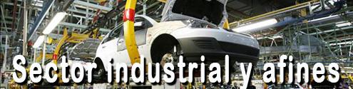 Sector industrial, agrario y afines