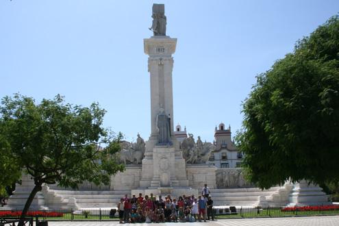 El monumento a la PEPA