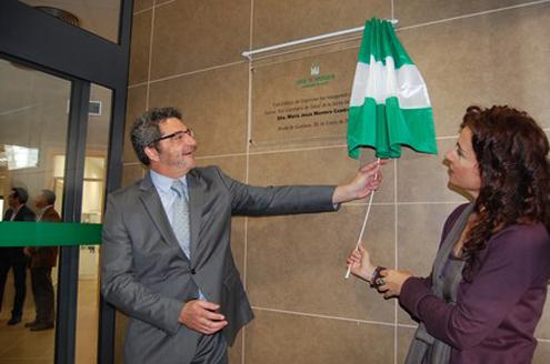Inauguración nuevo edificio de urgencias