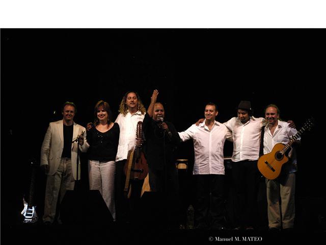 Alexis Díaz Pimienta y su Guajira Band