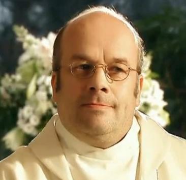 Pfarrer Behrens