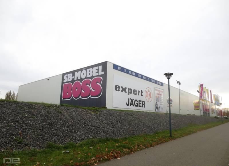 Altenburgdoku Gewerbegebiet Nord Ost I Sb Möbel Boss Expert