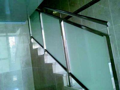 Aluminios gallen barandillas de escalera - Barandillas de escalera ...
