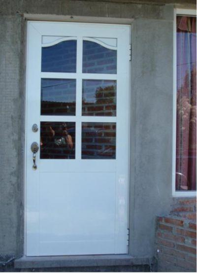 Todo en aluminio y vidrio dise os - Puertas de aluminio para entrada principal ...