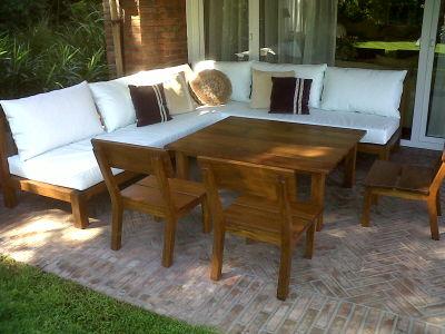 Muebles de jardin muebles de jardin for Amoblamiento para jardin