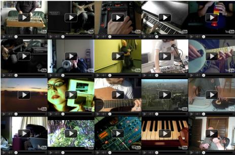 klick für deine eigene Musikkomposition
