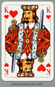 Kartenspiel Klammern