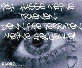 Liebe tränen