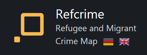 Refugee and Migrant Crime Map