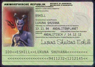 Mein Ausweis