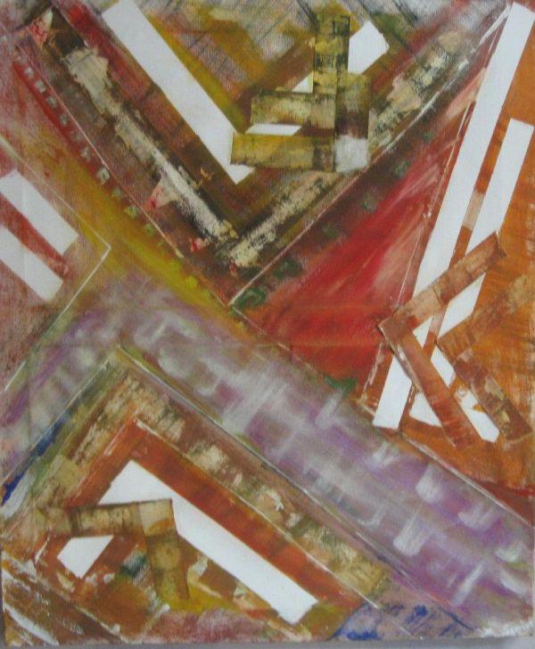 Annik l pine artiste peintre et modelage de l 39 argile - Arrondir les angles ...