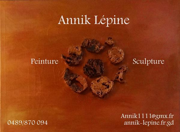Annik Lepine Artiste Peintre Et Modelage De Largile Sculpture Peinture Sur Toile Huile Acrylique