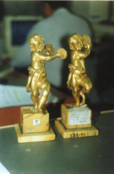 Esculturas imitadas
