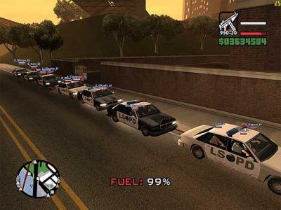 arme-97 - GTA SAN ANDREAS PS2