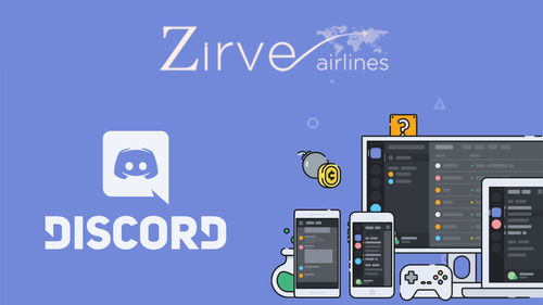 Zirve Airlines Discord' ta