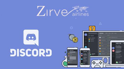 Zirve Airlines Discord' ta