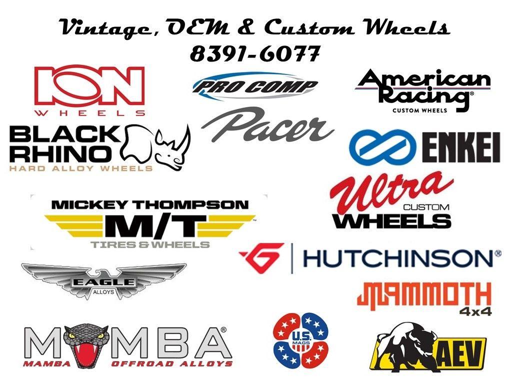 Vintage, OEM & Custom Wheels 8391-6077